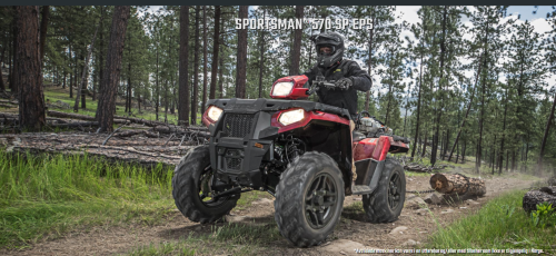 Sportsman 570 SP EPS